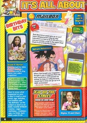 Kzone magazine