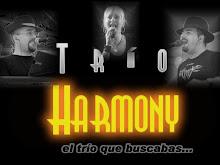TRIO HARMONY DE SAN FERNANDO (CÁDIZ)