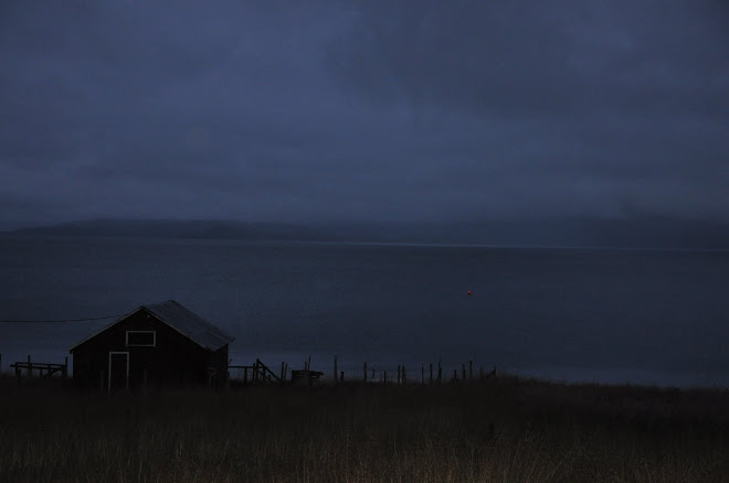 Været og mørket i Lyngen
