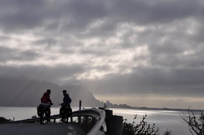 Ut mot havet... :) Nordlandskysten
