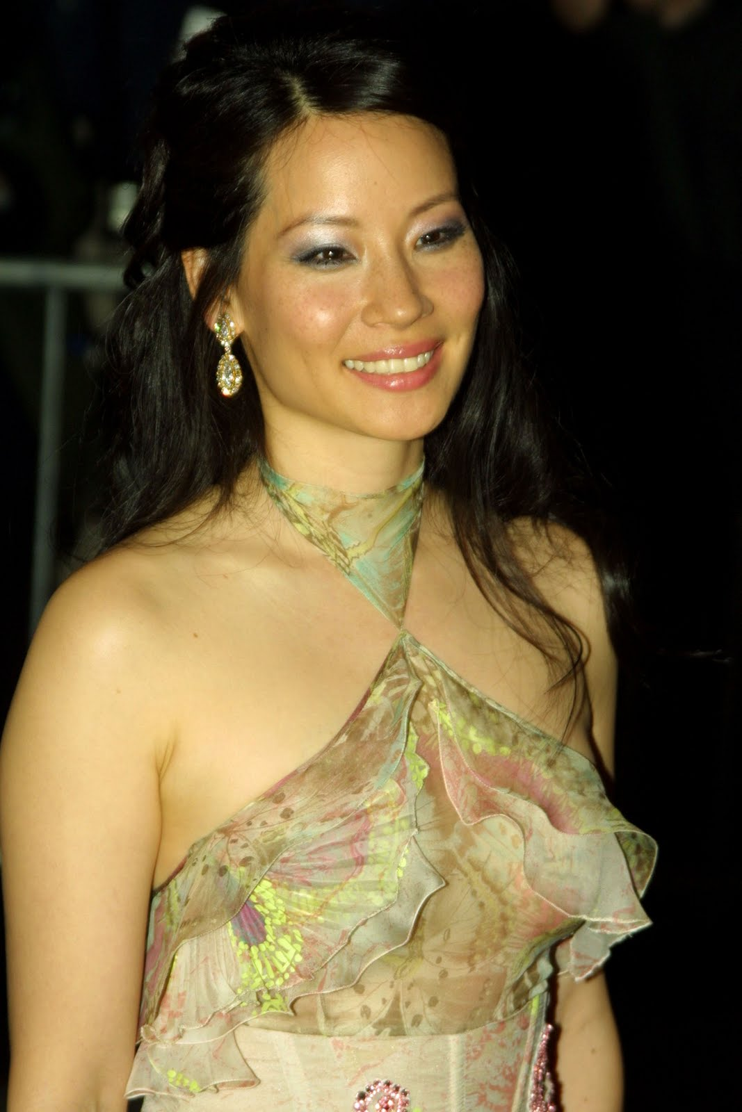 image Celeb lucy liu as sexy as it gets