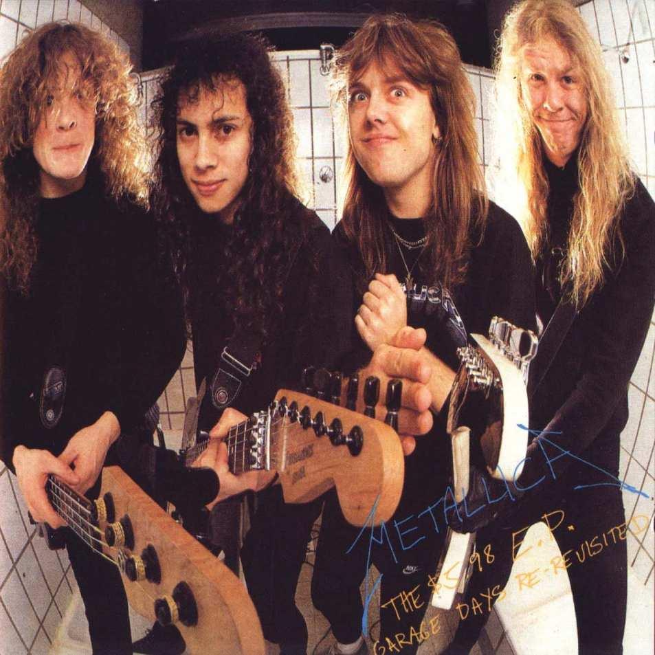 Discografia De Metallica Completa (Para descargar)