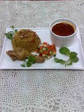 Nasi Arab Maglubah