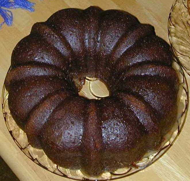 How To Make Rum Cake With Cake Mix