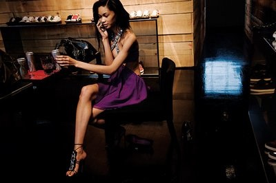 Fashion Consultant Atlanta on Top Fashion Model Chanel Iman Biography And Photogallery