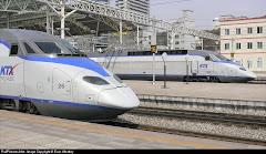 Ferrocarriles de Corea del Sur