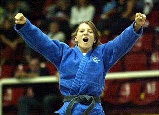 Telma Monteiro vice-campeã mundial