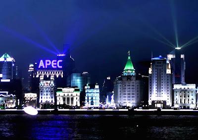 APEC Shanghai 2001
