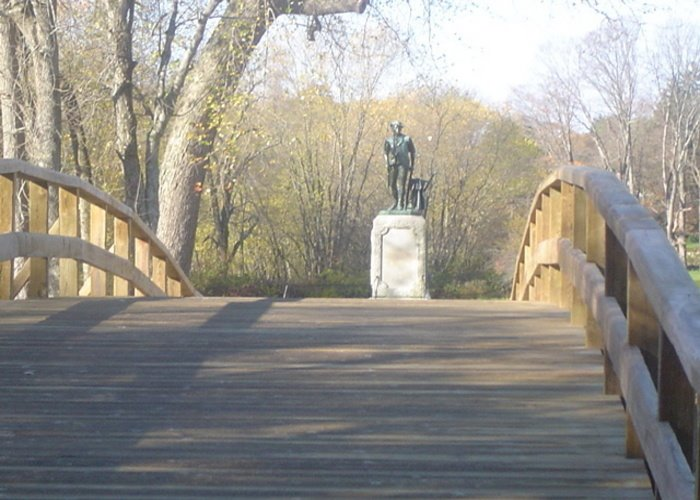 Old North Bridge, Concord MA