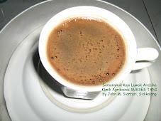 A Cup of Kopi Luwak