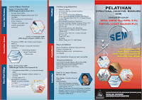 The brochure design of SEM trainging 1