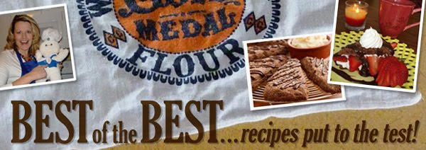 """Best of the Best""...Recipes Put To The Test!"