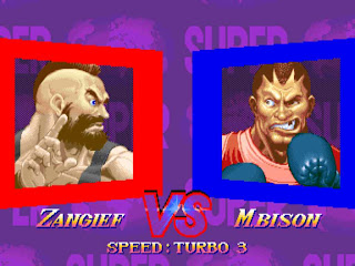 Zangief Bison