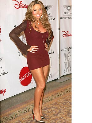 Would you wear clothing designed by mariah carey for Mariah carey jewelry line claire s