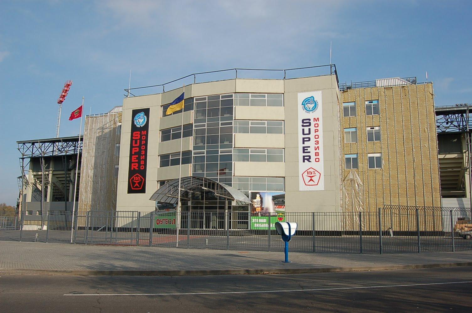 """Сообщение отредактировал Игорь - 20.2.2011, 0:19.  SK по твоему  """"славутич арена """" очень красивая по дизайну фасада."""