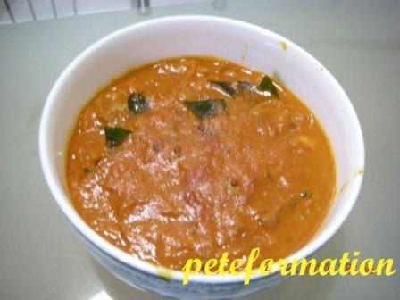 how to make simple tomato chutney