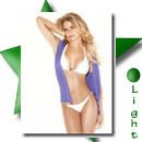 Jennifer Morrison, a drª Cameron da série House em bikini