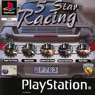 Torrent Super Compactado 5 Star Racing PS1