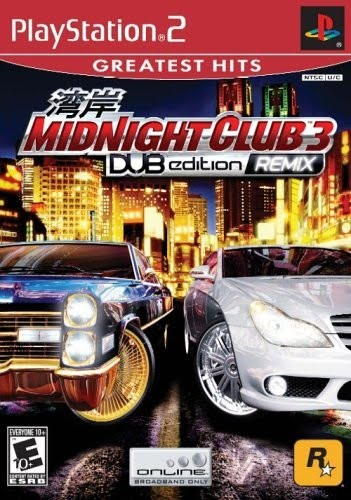 Baixar MidNight Club 3 Remix: PS2 Download grátis