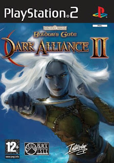 Baixar Baldur's Gate: Dark Alliance II: PS2 Download Games Grátis
