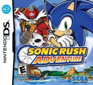 Download Sonic Rush Adventure: NDS Baixar Games Grátis