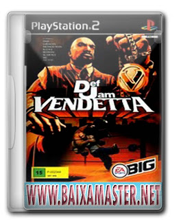 Torrent Super Compactado Def Jam Vendetta PS2