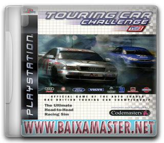Super Compactado TOCA 2: Touring Cars PS1