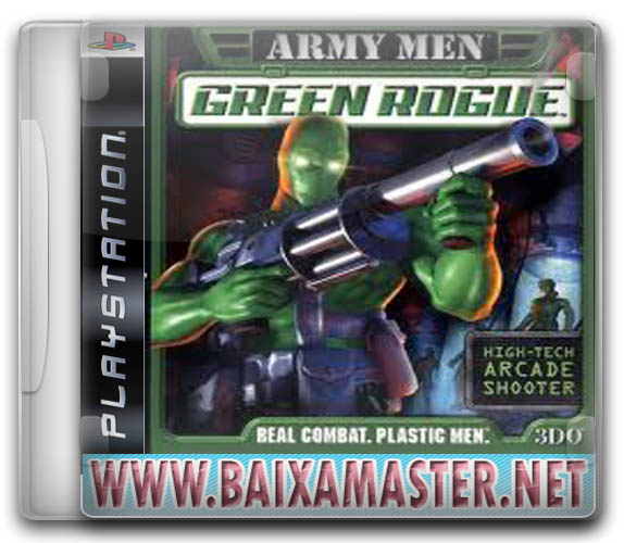 download Army Men Green Rogue PS1