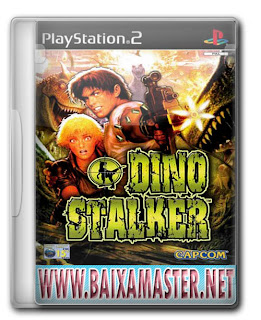Torrent Super Compactado Dino Stalker PS2