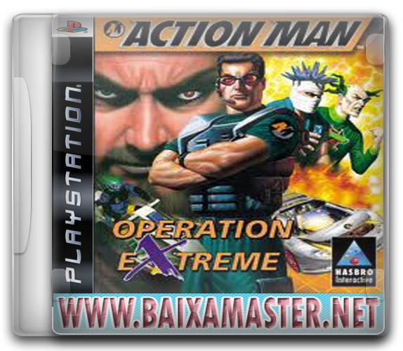 download Action Man Operation Extreme PS1