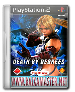 Torrent Super Compactado Death By Degrees PS2
