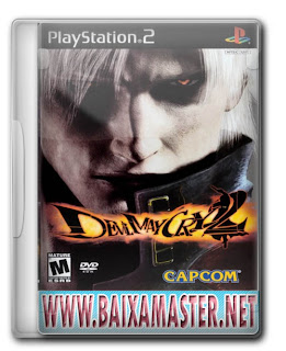 Baixar Devil May Cry 2: PS2 Download Games Grátis
