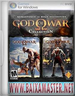 Baixar God of War 2010 Collection: PC Download games grátis
