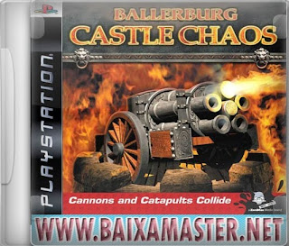 Torrent Super Compactado Ballerburg Castle Chaos PS1