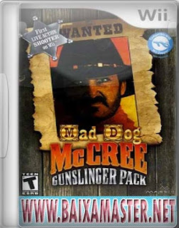 Baixar Mad Dog McCree Gunslinger Pack: Wii Download games grátis