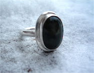 Ring Silber925/Turmalin