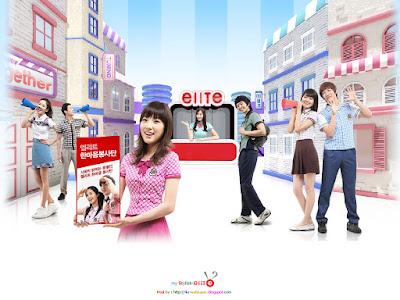 Girl's Generation + 2PM Wallpaper (Elite) Size : 1024x768 Pixel