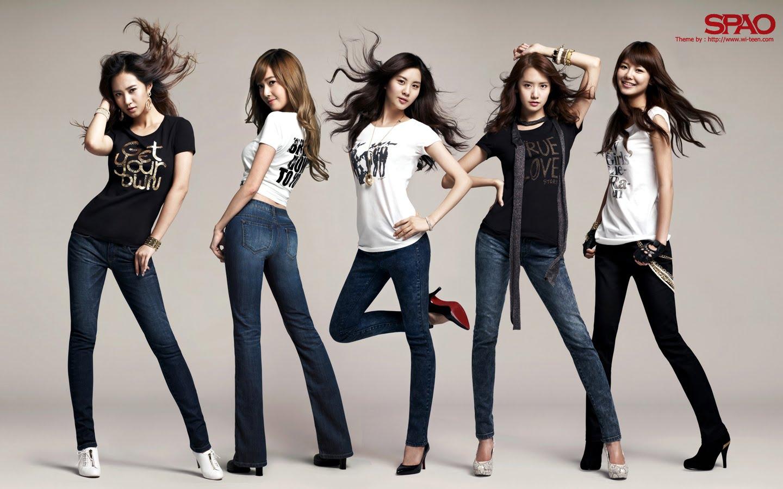 Girls' Generation Jeans