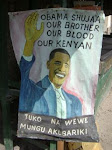 Obamamania in Mombasa