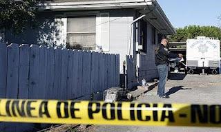 Jaycee Dugard Crime Scene
