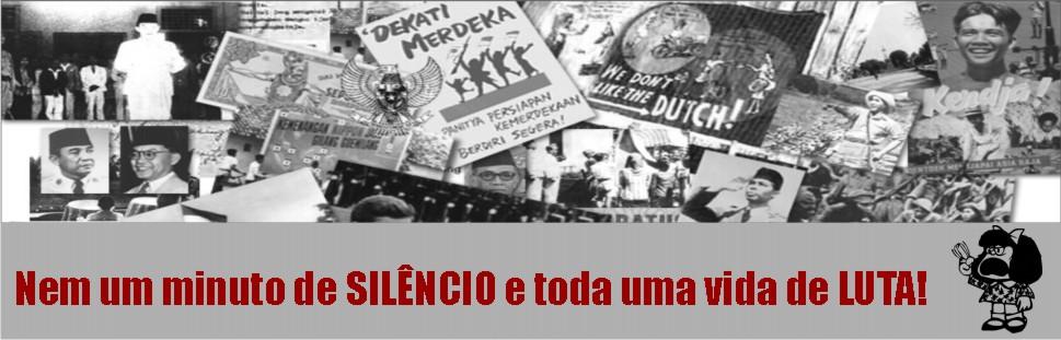 CHAPA 2  - Nem um minuto de SILÊNCIO e toda uma vida de LUTA!