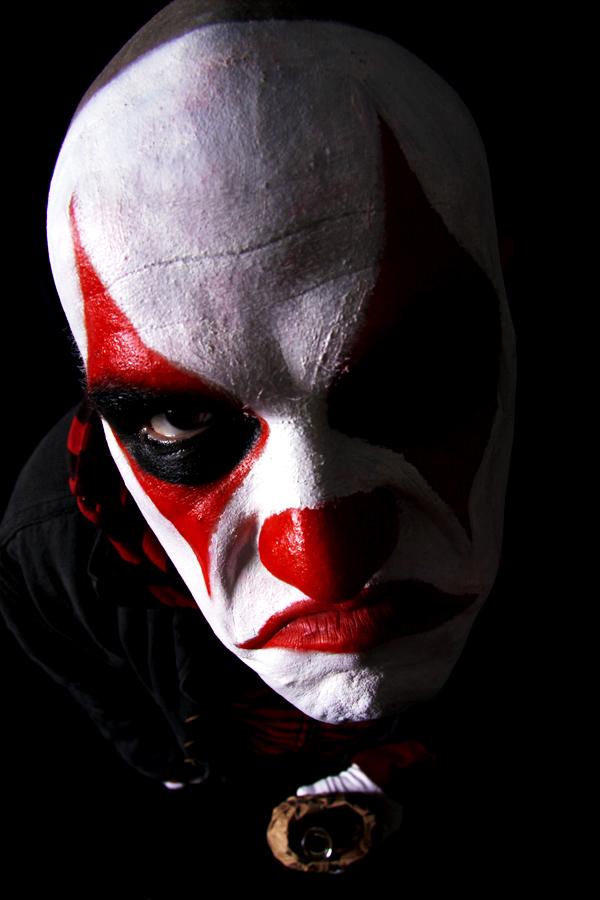 creepy clown makeup. Scary+clown+makeup