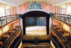 Teatro Municipal de Ouro Preto (Casa da Ópera) - MG