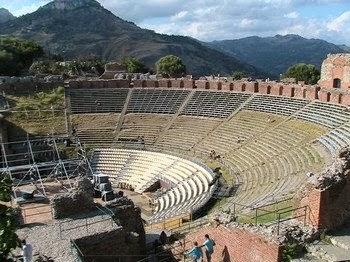 Vista do Anfiteatro