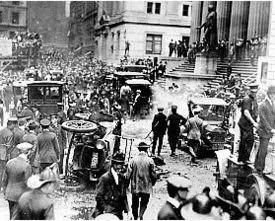 Wall Street Bombalaması