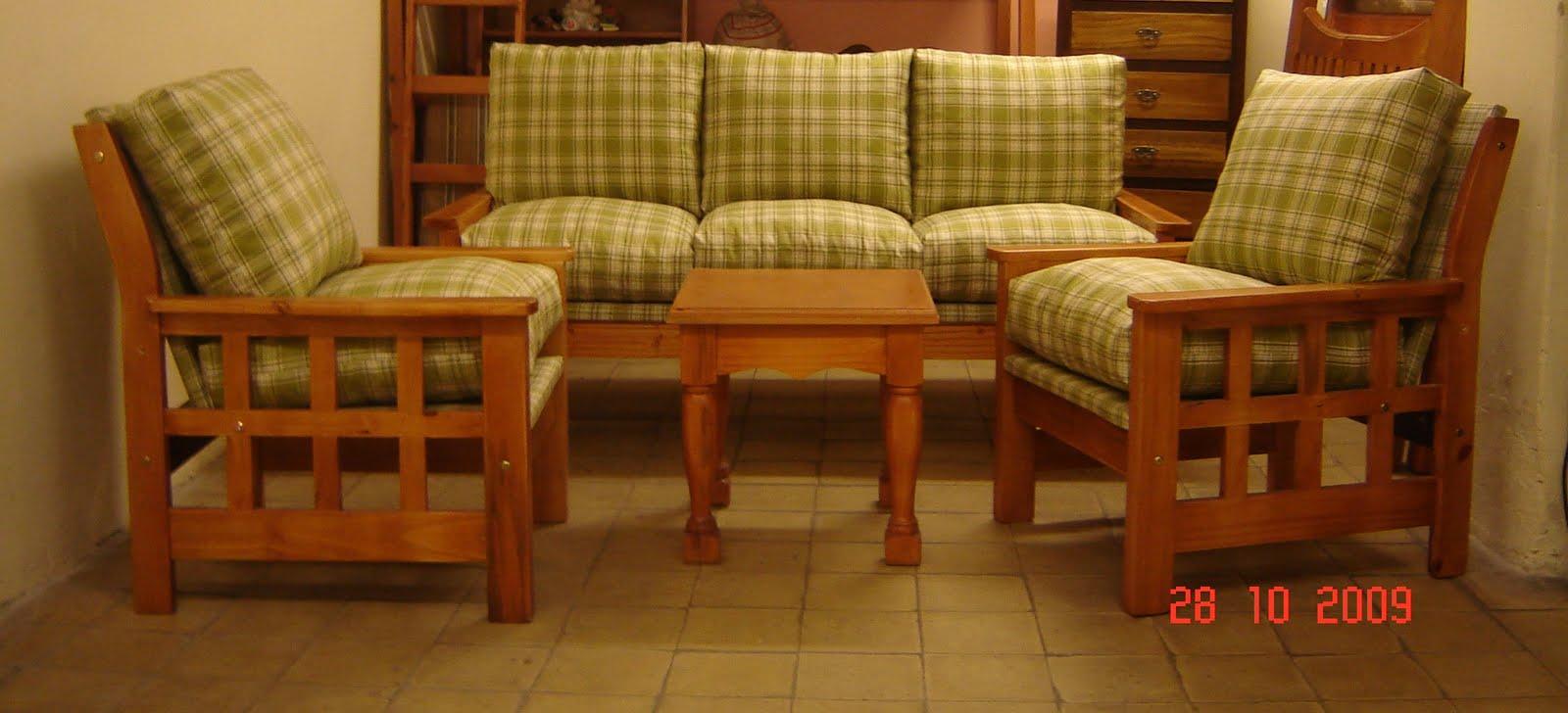 Muebles a tu medida juego de living reja for Muebles a tu medida