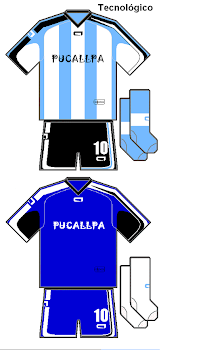 UNIFORME OFICIAL Y ALTERNA