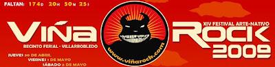 Viña Rock 2009