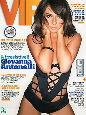Giovanna Antonelli - VIP
