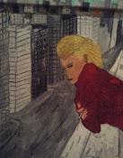 Marilyn observa la Quinta Avenida de Nueva York